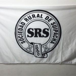 Bandera 1.50 x 0.90 mts.