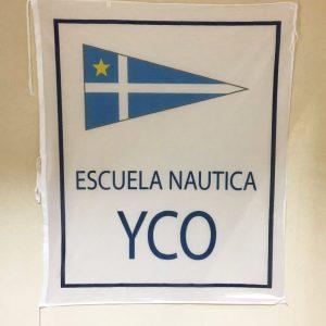 Bandera 1.20 x 1 mts