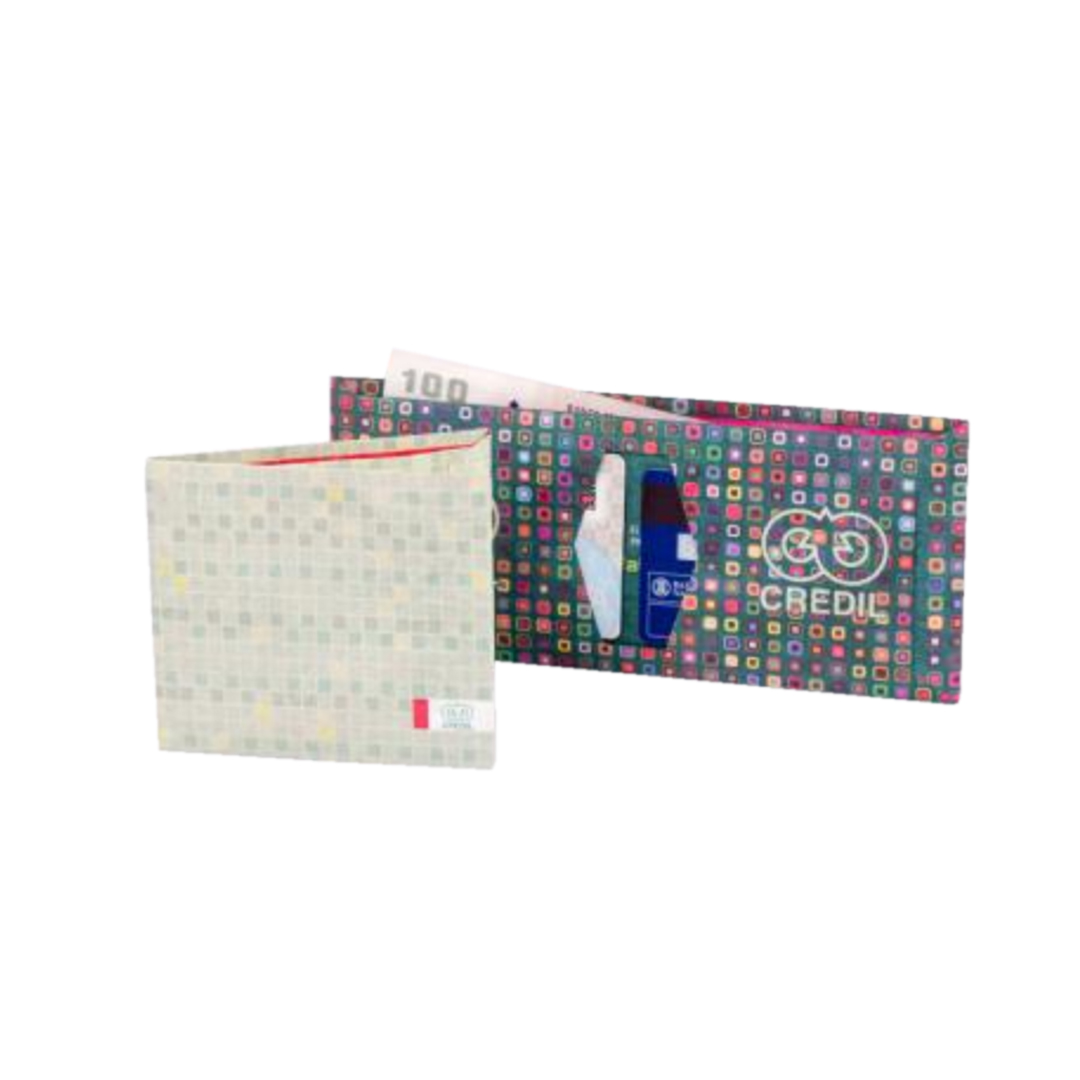 nuevo estilo 529df 58e29 Billeteras ecológicas - Mastermark