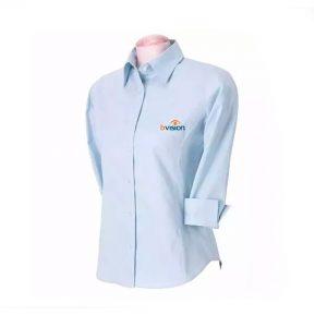 Camisa de Dama tela Batista